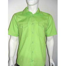 Рубашка повседневная короткий рукав