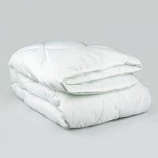 """Одеяло """"White night"""" силикон микрофибра (лето150)2,0 NEW"""
