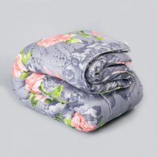 Одеяло шерсть ткань поликоттон евро (в пакете)