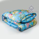 Одеяло шерсть ткань бязь 1,5 (в чемодане)