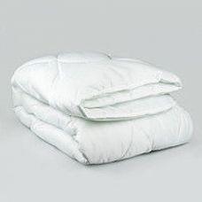 """Одеяло """"White night"""" силикон микрофибра (всесезон300)евро NEW"""