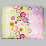 Одеяло 2-й силикон ткань поликоттон ; евро (в чемодане)