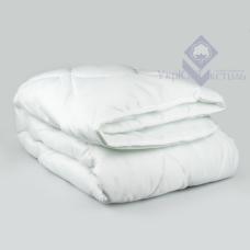 Одеяло 2- й силикон ткань поликоттон БЕЛЫЙ 1,5 (в чемодане)