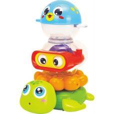 """Игрушка Huile Toys Набор для купания """"Веселая компания"""" (3112)"""