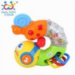 """Игрушка Huile Toys """"Музыкальный червячок"""" (917)"""