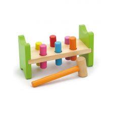 """Игрушка Viga Toys """"Забей гвоздик"""" (50827VG)"""