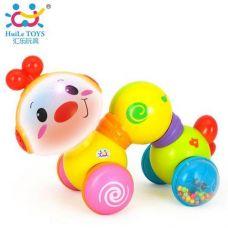 "Игрушка Huile Toys ""Музыкальная гусеничка"" (997)"