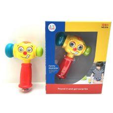 "Игрушка Huile Toys ""Веселый молоток"" (3115)"