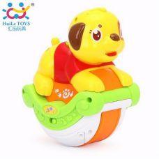 "Игрушка Huile Toys ""Музыкальная собачка"" (3105A)"