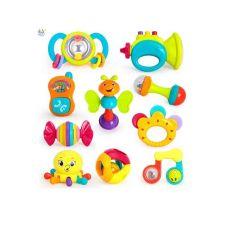 Набор погремушек Huile Toys, 10 шт (939)