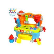 "Игрушка Huile Toys ""Столик с инструментами"" (907)"
