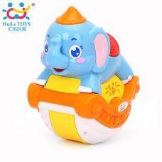 """Игрушка Huile Toys """"Музыкальный слоник"""" (3105C)"""