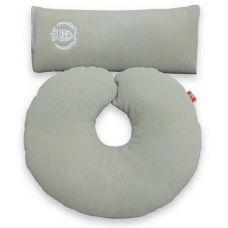 Комплект дорожный для сна Eternal Shield (серый) (4601234567848)