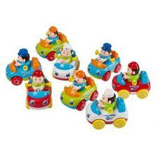 Игрушка Huile Toys Рабочая Машинка (356C)