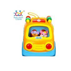 """Игрушка Huile Toys """"Веселый автобус"""" (988)"""