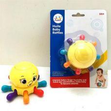 "Погремушка Huile Toys ""Осьминог"" (939-4)"