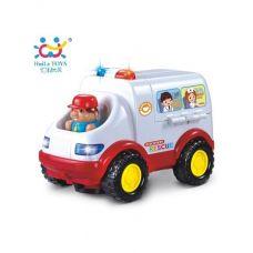 """Игрушка Huile Toys """"Скорая помощь"""" (836)"""