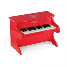 """Игрушка Viga Toys """"Пианино"""" красный (50947)"""