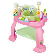 """Игровой развивающий центр Huile Toys """"Музыкальный стульчик"""" (розовый) (696)"""