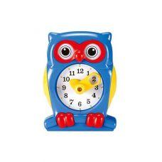 Набор для обучения Gigo Часы Сова (синий) (8020)