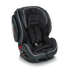 MARS ISOFIX 9-36 KG BLACK LEATHER