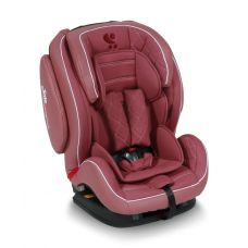 MARS ISOFIX 9-36 KG ROSE LEATHER