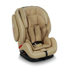MARS ISOFIX 9-36 KG BEIGE LEATHER