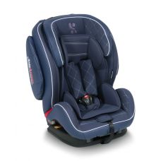 MARS ISOFIX 9-36 KG DARK BLUE LEATHER