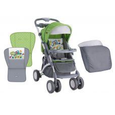 APOLLO GREEN&GREY CAR+MAMA BAG