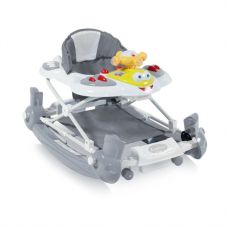 BABY WALKER HELICOPTER GREY