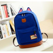 Рюкзак кошачьи ушки