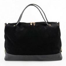Женская замшевая сумка М113-47/замш