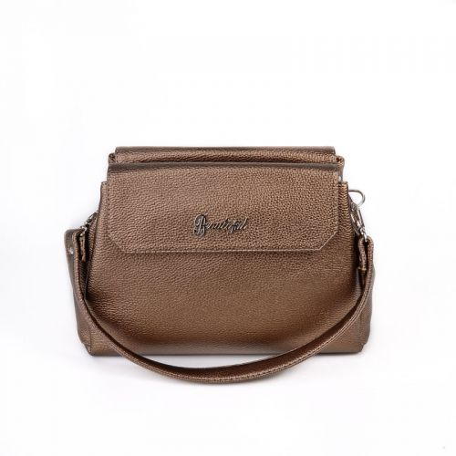 25cad2979bbf Женская сумка с длинным ремешком М126-70 Сумки комбинированные ...