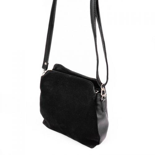 3f6990fc9845 Женская замшевая сумочка М121-47/замш Сумки комбинированные ...