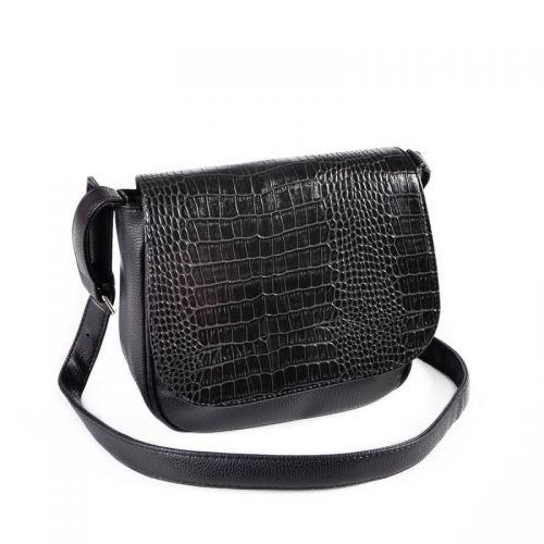 4bdad8c51b50 Женская сумка с длинным ремешком М52-47/10 Сумки комбинированные ...