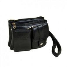 Мужская сумка-портмоне 8801-2 black