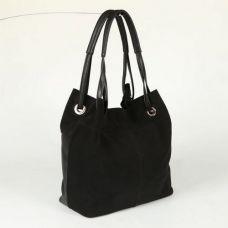 Женская замшевая сумка М54-47/замш