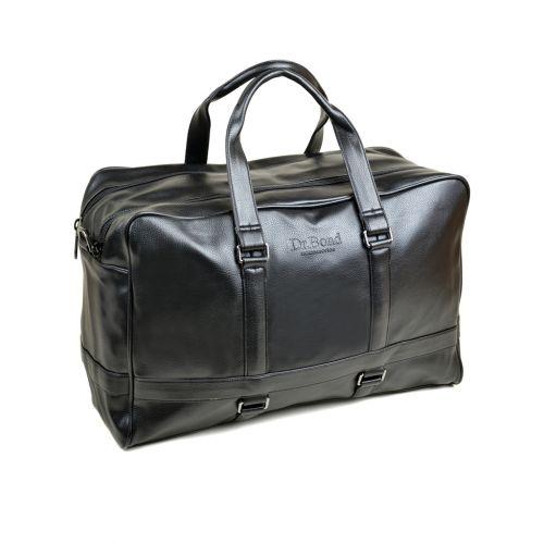 7d8bfe86bf4b Дорожная сумка DR. BOND 98803 black Сумки дорожные Для отдыха купить ...
