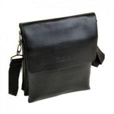 Мужская сумка в деловом стиле 88211 black