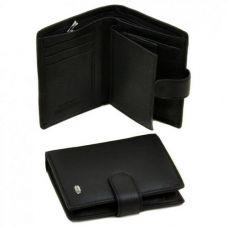 Маленькое мужское портмоне M33 black
