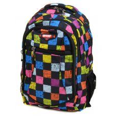 Городской рюкзак 6088 black