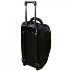 Дорожная сумка на колесах 22838-24in black