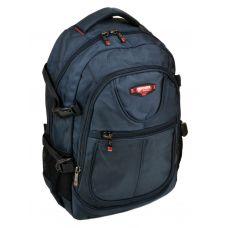 Школьный рюкзак 9602 blue