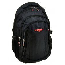 Городской рюкзак 9063 black