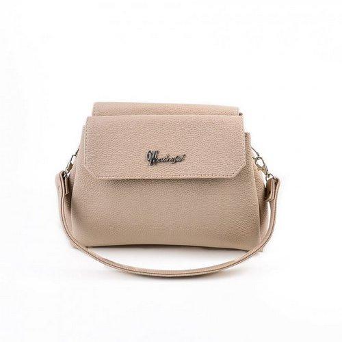 ddeab0306d48 Женская сумка на длинном ремешке М126-66 Сумки комбинированные ...