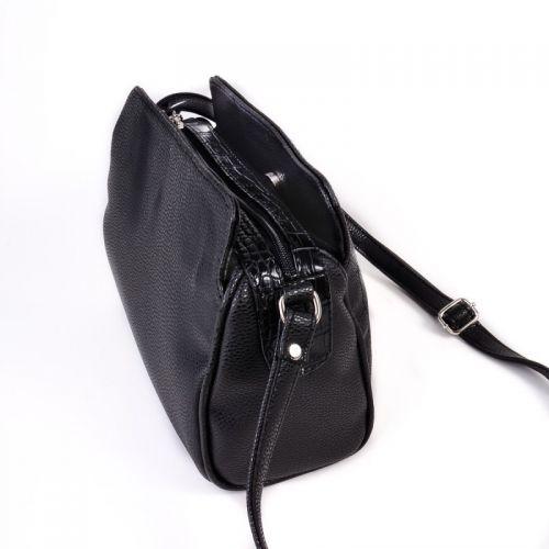 1e14cbc28555 Женская сумка с длинным ремешком М128-47/10 Сумки комбинированные ...