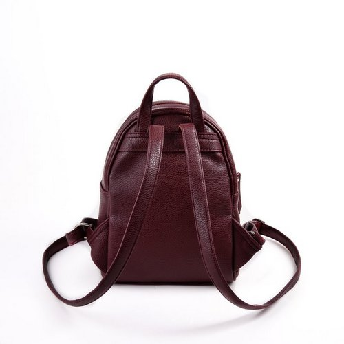 Женский бордовый рюкзак М124-38 Рюкзаки Галантерея купить недорого в ... 746aa13407a