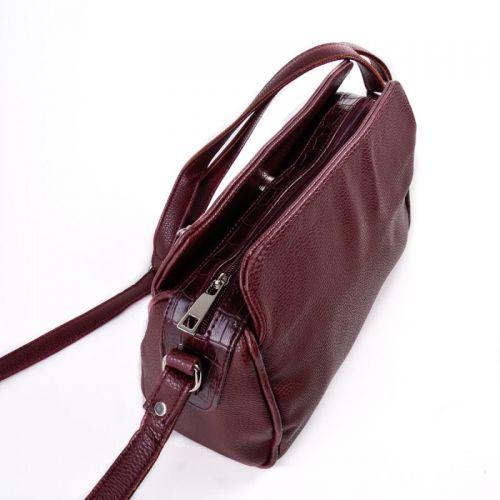 9a0f24b3c98f Женская сумка с длинным ремешком М128-38/37 Сумки комбинированные ...