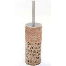"""Ершик для туалета с керамической подставкой """"Халкида"""" 39см"""