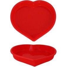 Силиконовая форма Kamille Сердце